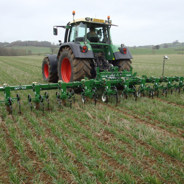 Robocrop InRow Weeder