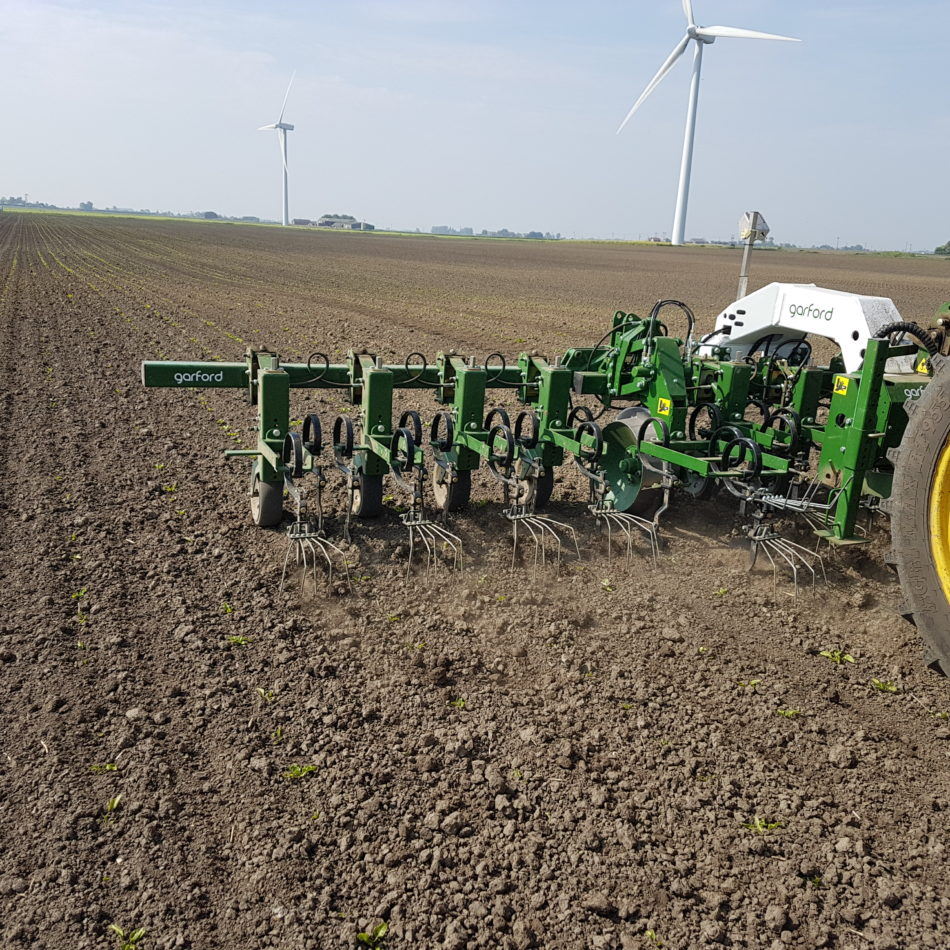 Robocrop Guided Hoes