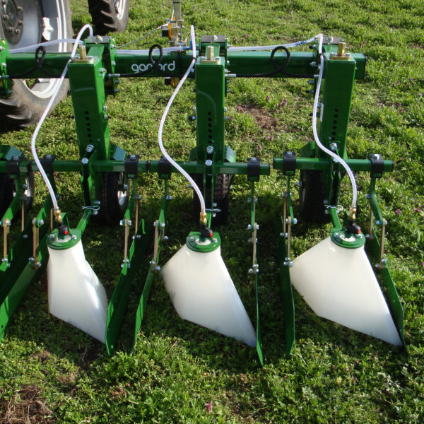 Band and Hooded Sprayers