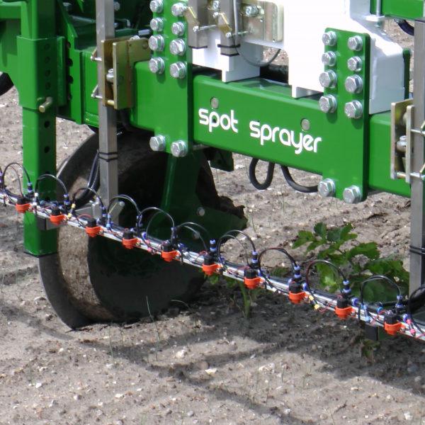 Robocrop Spot Sprayer