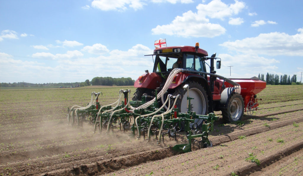 Fertiliser Application