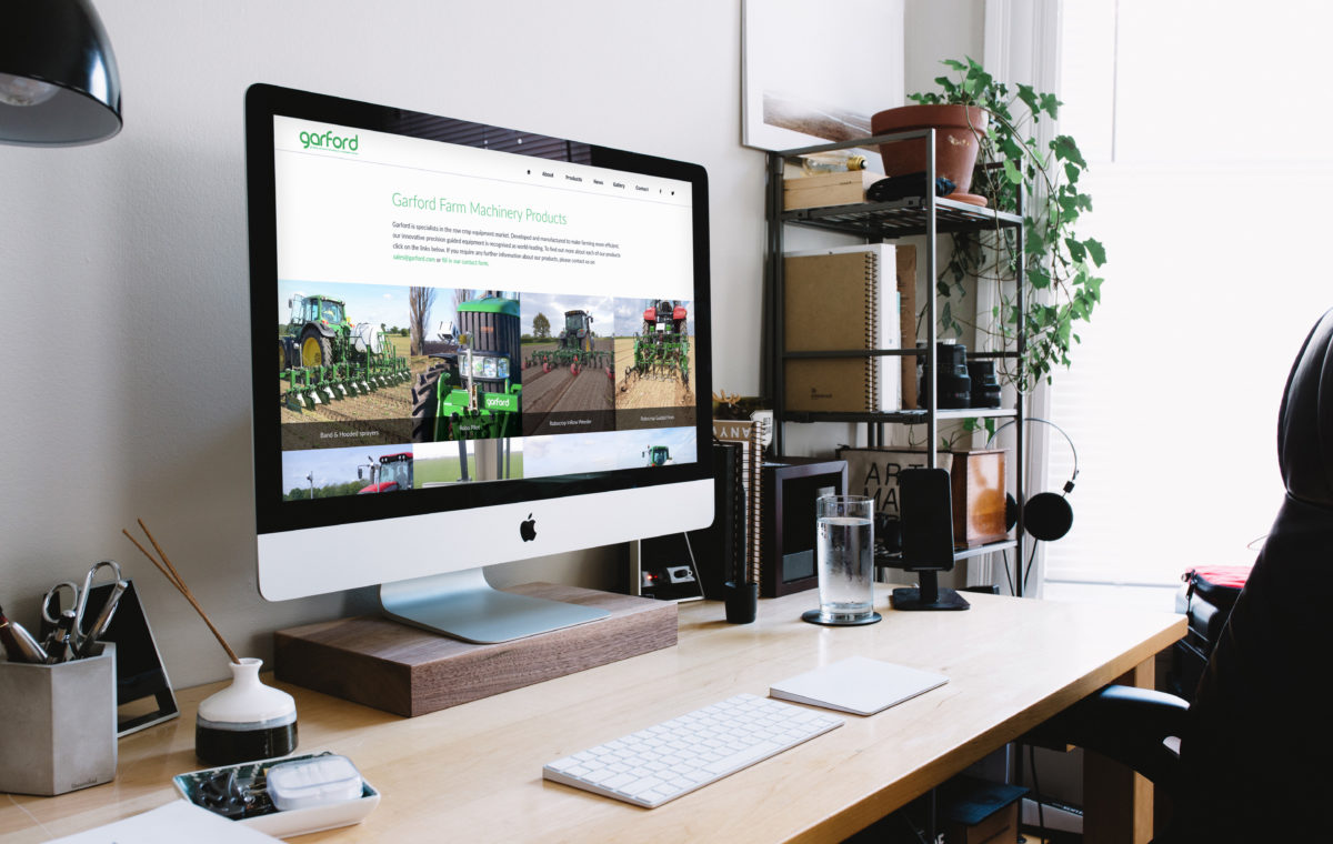Garford Farm Machinery Ltd is very excited to announce the launch of our new look website